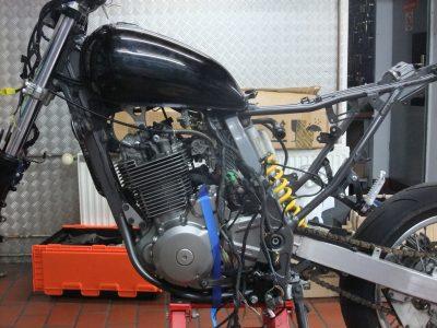 Fuel tank, part 1